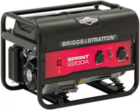 Бензиновый генератор Briggs&Stratton Sprint 2200A в Астрахани